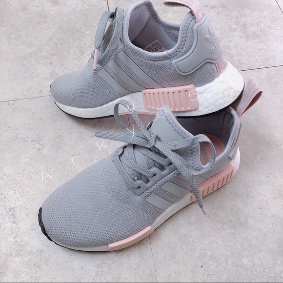 quality design 11d1c 972ac [NFS] Adidas Women NMD R1 Clear Onix / Vapour Pink